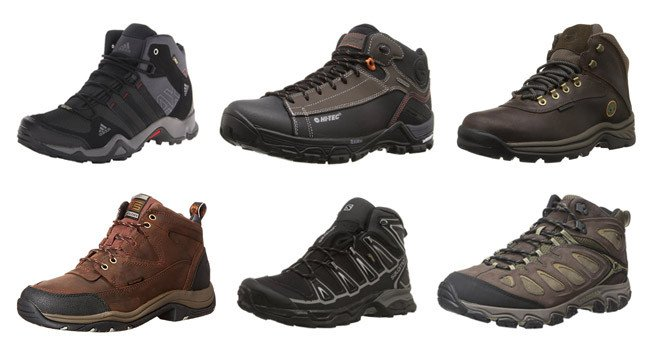 10 Best Hiking Shoes for Men and Women 2019: Review, Rating