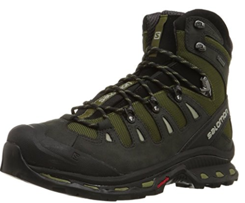 Saloman Quest 4D 2GTX Hiking Shoe Review 2019