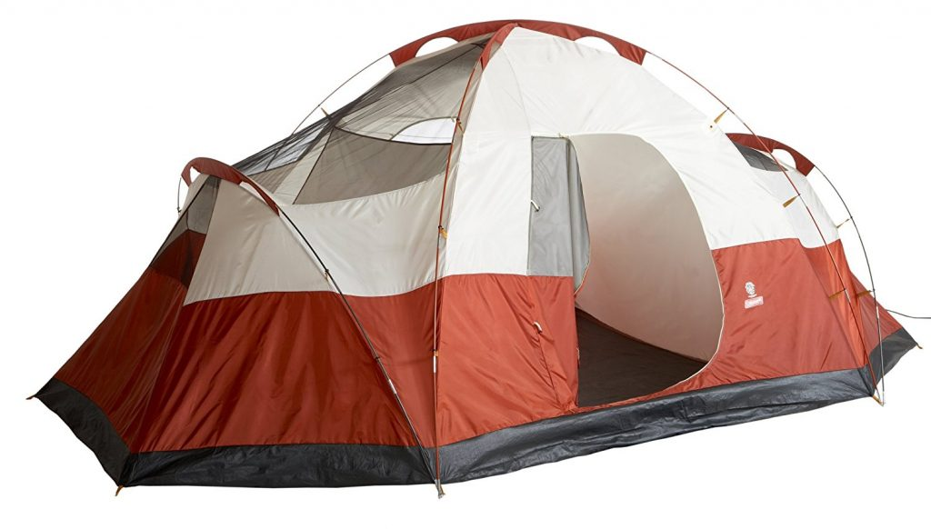 Coleman 8-Person Red Canyon Tent  sc 1 st  Trekking Gears & Coleman 8-Person Red Canyon Tent Review u0026 Specifications