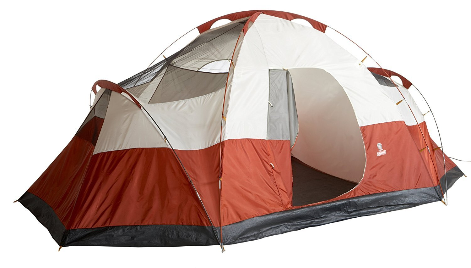 Coleman 8-Person Red Canyon Tent Review & Specifications 2019