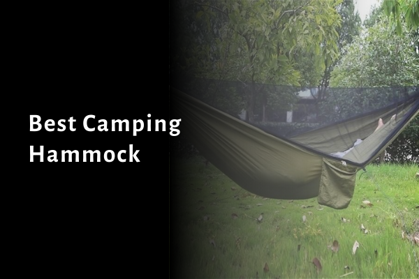 10 Best Camping Hammock 2021 Reviews & Buying Guide