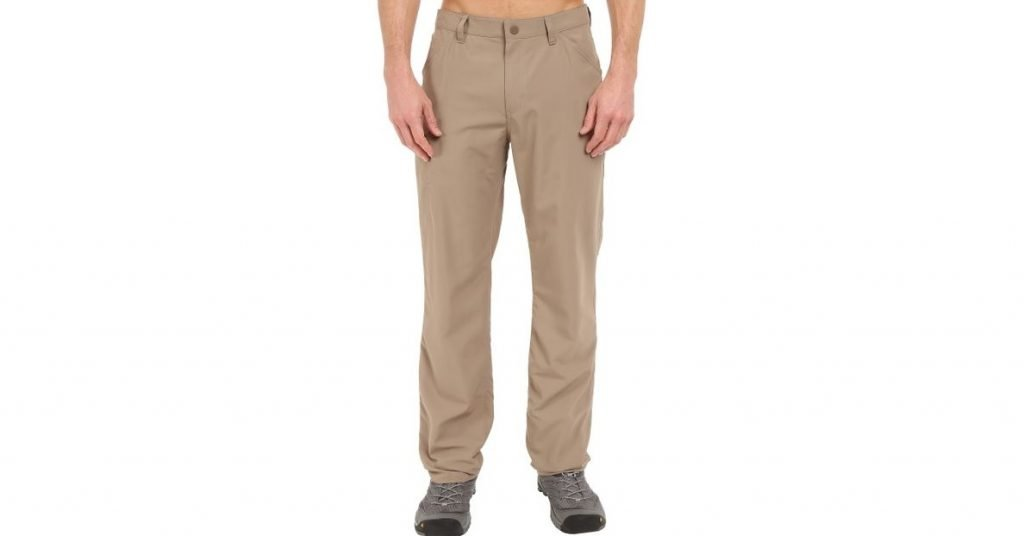 Mountain Hardwear Men's Mesa V2 Convertible Pant