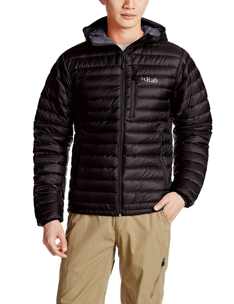 Rab Microlight Alpine Down Jacket