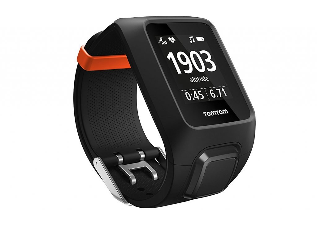 TomTom Adventurer GPS Hiking & Trail Running Watch