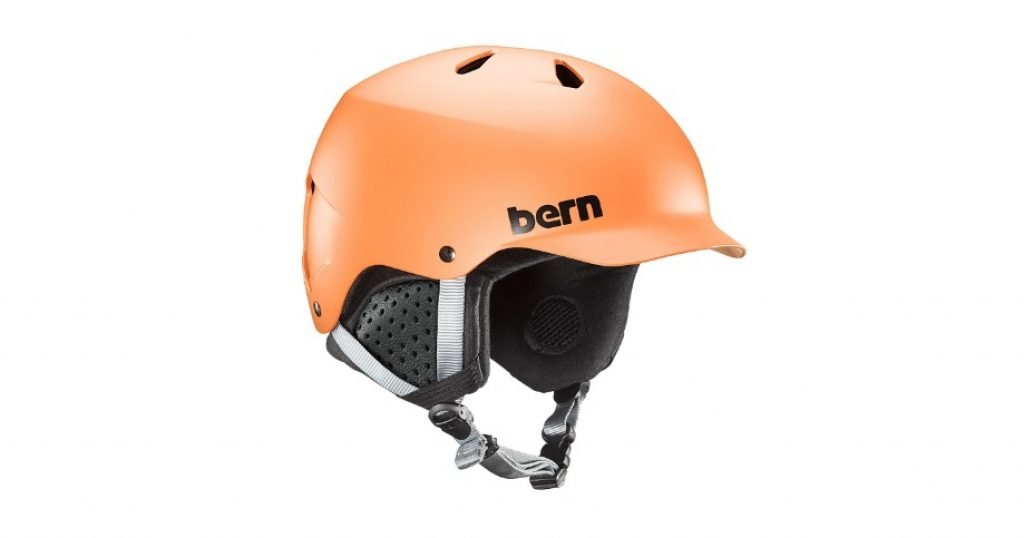 Bern Watts EPS Ski Helmet (for Men)