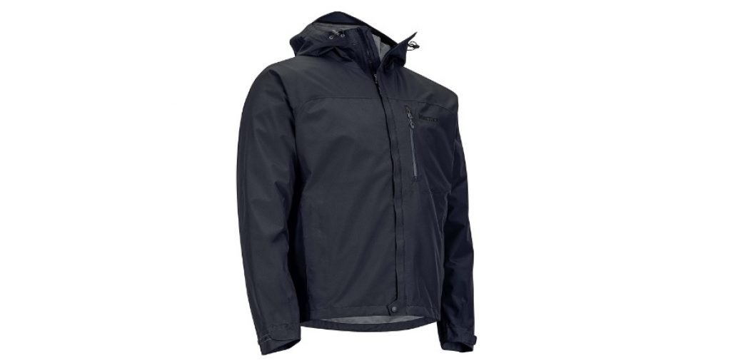 armot Minimalist Lightweight Waterproof Rain Jacket
