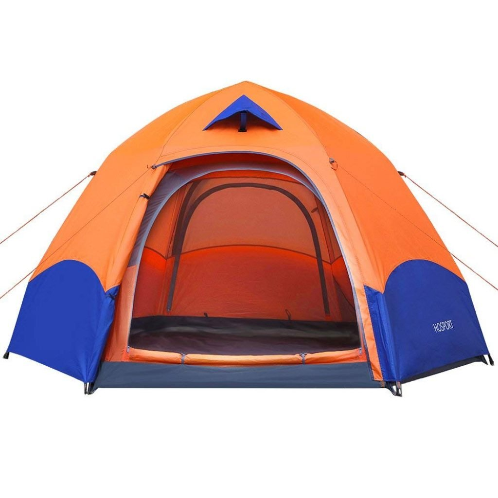 HOSPORT Popup Instant Automatic 4 Person Tent