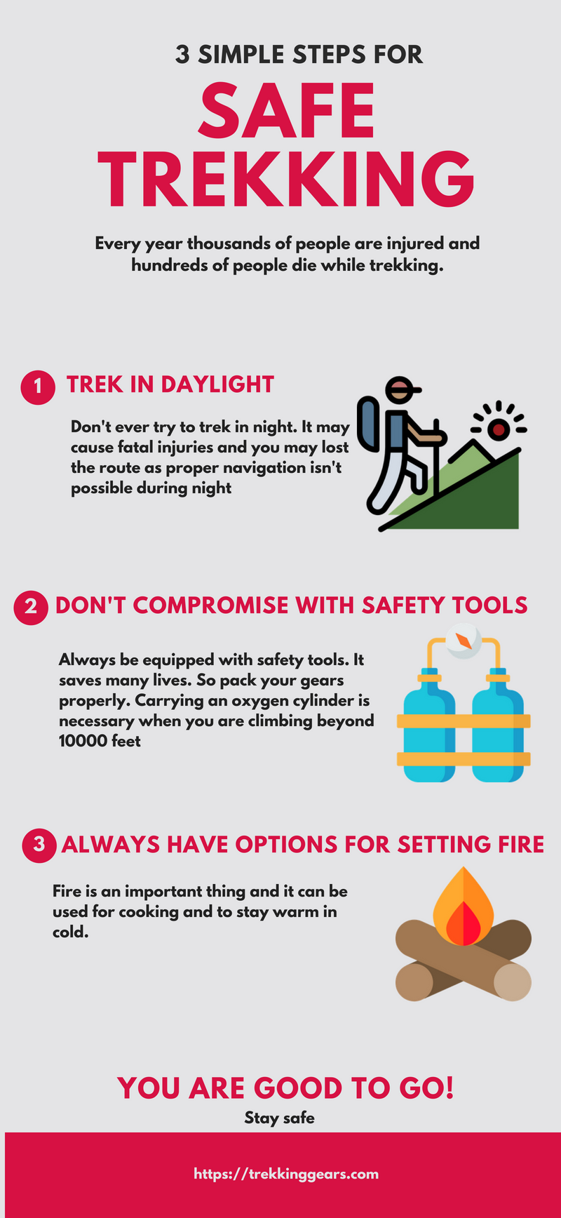 Tips for Trekking