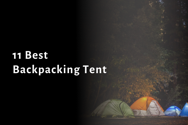 11 Best Backpacking Tent 2021 (Review & Comparison)