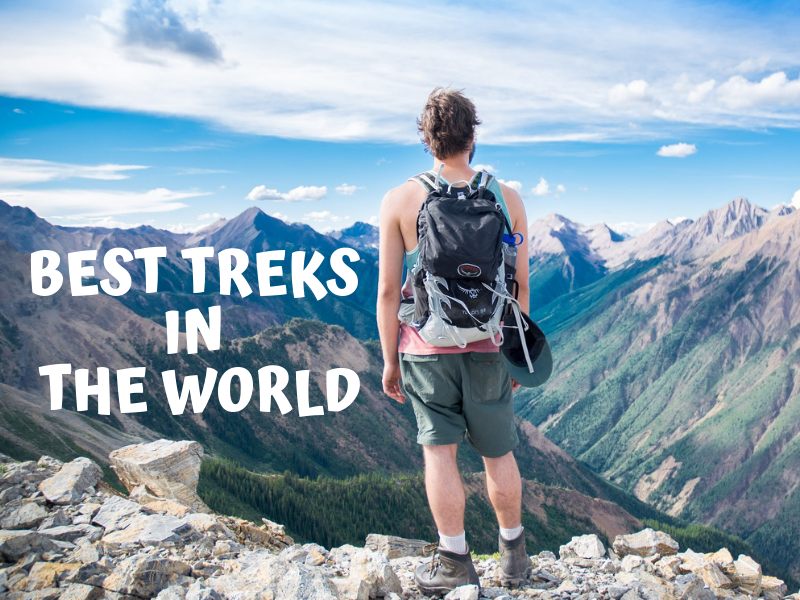 21 Best Treks in The World