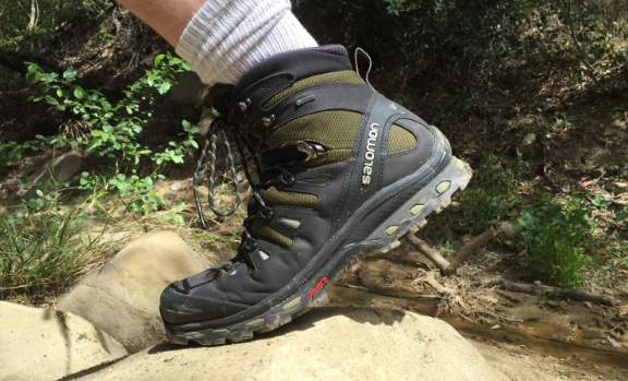 General All-purpose High-cut Hiking Boots