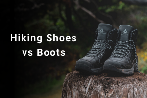 Hiking Shoes vs Boots