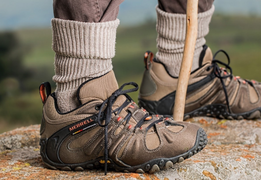 Low-cut Ultralight Weight Hiking Boots