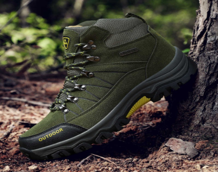 Mid-cut Lightweight Hiking Boots