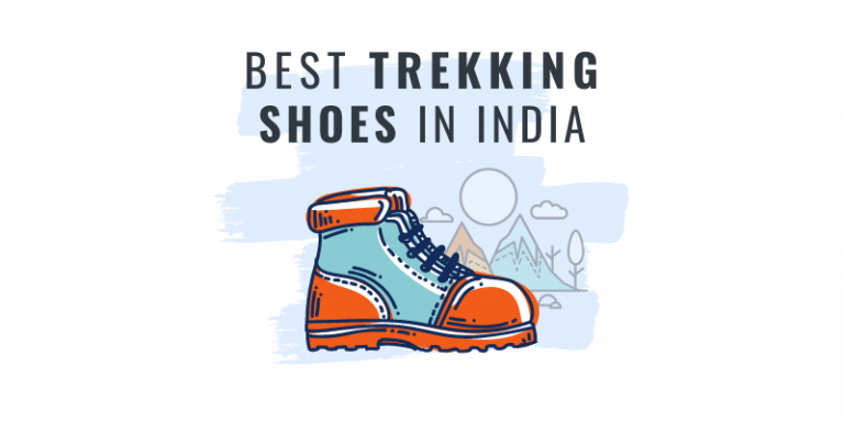 Best trekking shoes in India