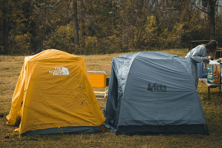 camping gears
