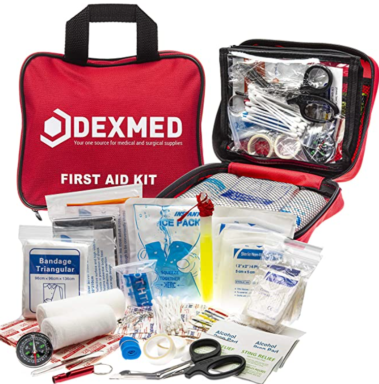 Dexmed Waterproof First Aid Kit