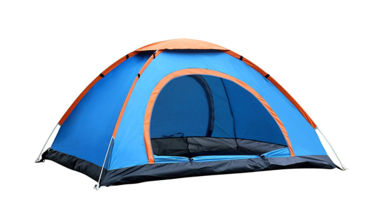Right Choice Polyester Picnic Camping Portable Dome Tent