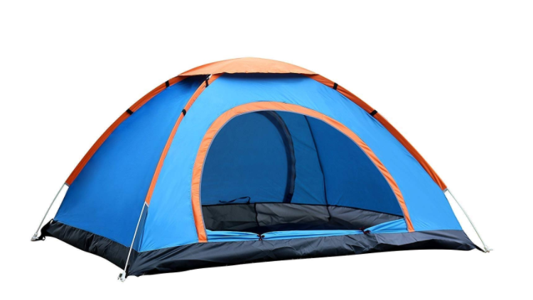 YFXOHAR Polyester Camping & Outdoor Tent - Two Person